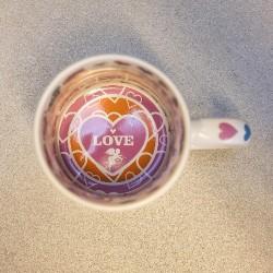 """Tasse spéciale """"Je t'aime""""..."""